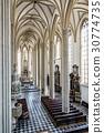 Interior of Church of St. James, Brno, Moravia 30774735