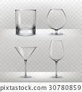 유리, 유리잔, 알코올 30780859
