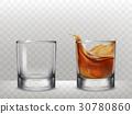 유리, 유리잔, 알코올 30780860