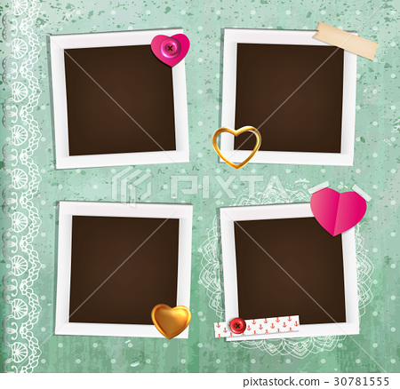 Photo frame collection 30781555