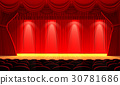 Theater stage 30781686