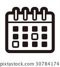 모노톤 아이콘 [시리즈] 30784174