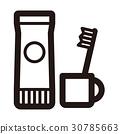 圖標 Icon 牙膏 30785663