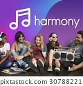 entertain, fun, listen 30788221