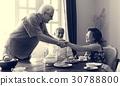 Senior Lifestyle Tea Break Togetherness 30788800