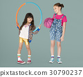 Studio Shoot People Kid Girl 30790237