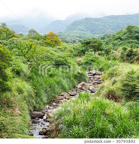 河邊風景 30793892