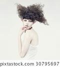 Beautiful young girl elf 30795697