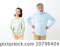 person, senior, fight 30796404