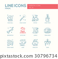 design, line, set 30796734