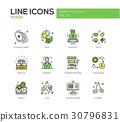 design, icon, line 30796831