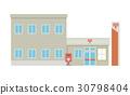 우체국 [건물 시리즈] 30798404
