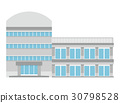 building, buildings, vector 30798528