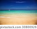 idillyic tropical hidden beach,Thailand 30800926
