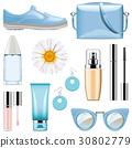 Vector Fashion Accessories Set 3 30802779
