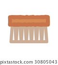 brushes, wooden, simple 30805043