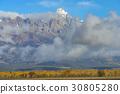 america, clouds, mountain 30805280