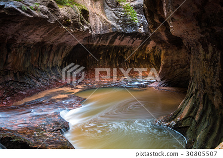 Subway Zion National Park 30805507