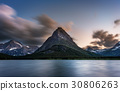 Swiftcurrent Lake Glacier National Park 30806263