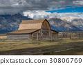 america, background, barn 30806769