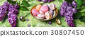 Sweet french macaroons 30807450