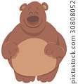 bear cartoon animal 30808052