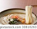 inaniwa udon, hashi age, noodles 30810263