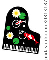 piano, pianoforte, pianos 30813187