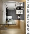 bathroom, interior, mirror 30816083