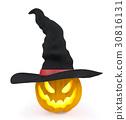 Halloween pumpkin, Jack O'Lantern 30816131