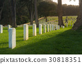 military cemetery in San Francisco 30818351