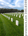 military cemetery in San Francisco 30818399