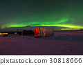 aurora, beautiful, light 30818666