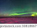 aurora, beautiful, light 30818667