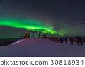 aurora, iceland, lights 30818934