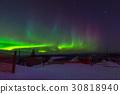 aurora, beautiful, light 30818940