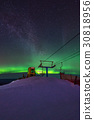 aurora, iceland, lights 30818956