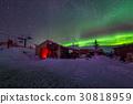 aurora, iceland, lights 30818959