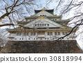 古老 古代 城堡 30818994