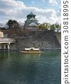 古老 古代 城堡 30818995