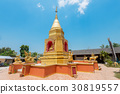 Thai Temple in beautiful day 30819557