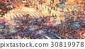 Crowds converge at Shibuya Crossing in Tokyo 30819978