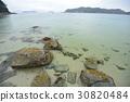 모래, 해변, 풍경 30820484