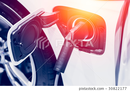 New era of vehicle fuel. Power charging 30822177