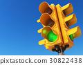 traffic, light, sky 30822438