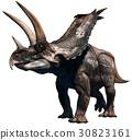 3d, agujaceratops, big 30823161