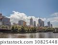 Skyline of Melbourne 30825448