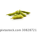 soybean isolated on white background 30828721