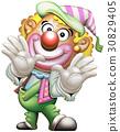 精力充沛的小丑 30829405