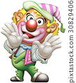 精力充沛的小丑 30829406